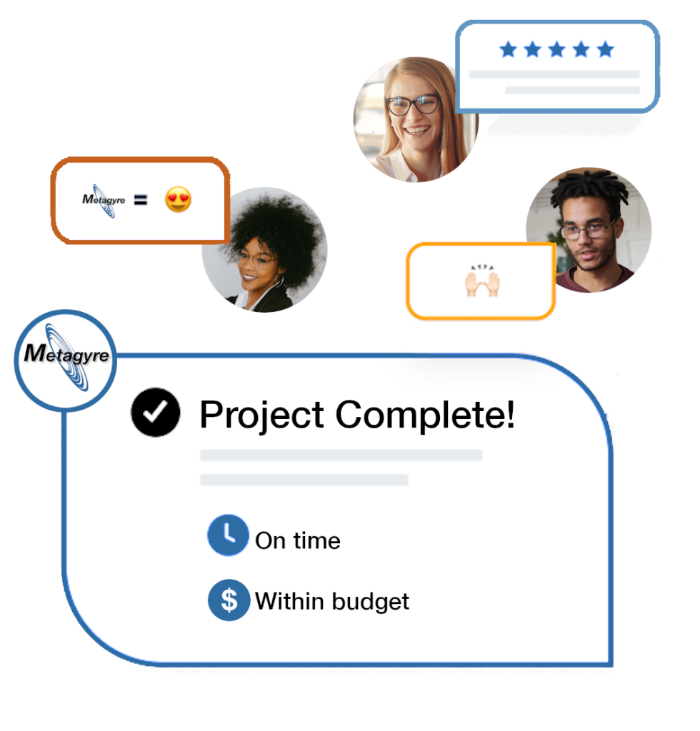 Customers are positive on Metagyre